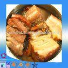 wholesale pork canned/ steamed pork/boneless pork collar