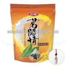 Nice quaility food grade aluminum foil Chinese tea bags