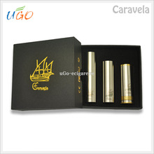 China new product mechanical mod wooden caravela mod,ehpro caravela mod,caravela mod clone