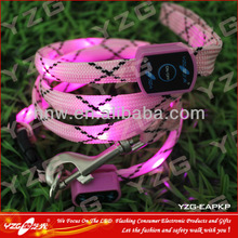 High Visible Led Dog Leash Wholesale For Puppies