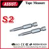 S2 and CR-V material square torque screwdriver bits
