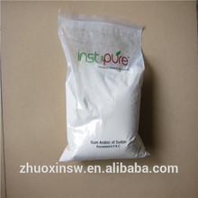 Factory Senegal arabic gum thickener 25kg/bag