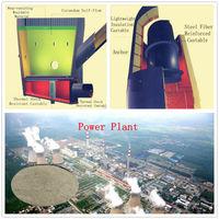Boiler used Wear-resisting Refractory Castables with steel fiber