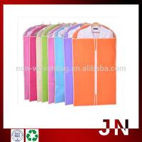 Eco-friendly Non-woven Garment Bag, Garment Factory Custom Garment, Foldable Garment Suit Cover