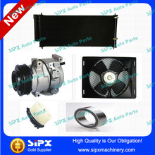 Compressor Type 12v dc air conditioner compressor for cars by electric motor universal type electric automotive ac compressor