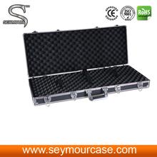 High Quality Camouflage Color Gun Case Custom Aluminum Gun Case Aluminium Combination Gun Case