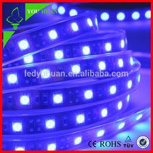 Waterproof Walmart Christmas Decoration Super Bright Led Strip 5050 60led/m DC12v 14.4w/m Neutral White
