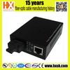 china Gigabit Ethernet Fiber Media Converter with LC Singlemode