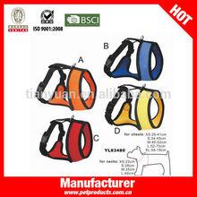 Mesh Vest Adjustable Chain Dog Harness