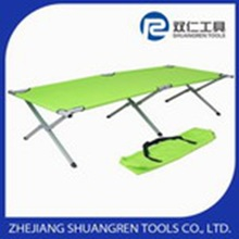 High quality newly design folding adjustable beach bed