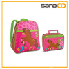 new promotion primary student school bag, kids zoo backpack