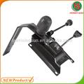 Mecanismo con placa de acero silla giratoria silla de mecanismo de instalar tamaño 175 * 140 mm mecanismo Anji fábrica
