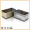 portable laptop mini speaker alumium alloy case