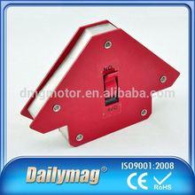 Stable metal welding door catch holder parts