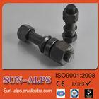 china wholesale High Tensile wheel hub bolt 10.9 Grade 40Cr hyundai conical head bolt