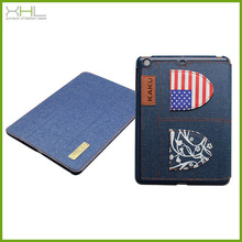 2014 Newest PU leather cover for ipad 5