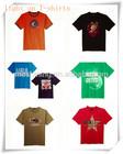 China Embroidery Design Custom LED light up T-Shirts
