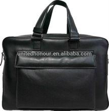 New fashion men leather handbag