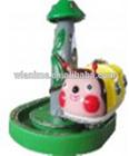 electric carousel games kids indoor/outdoor mini train