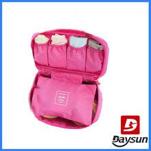 bra and underwear travel toiletry bag travel wash bag Organizer Case