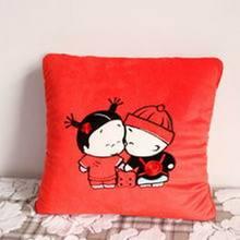 fashion cute traditional wedding design decorative pillow