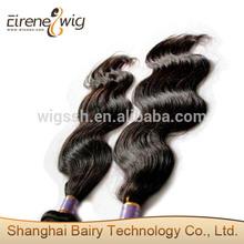 6A Grade Virgin Weaving 100% Human Hair