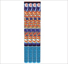 0.8 inch multi inch shots 10 Shots thunder Roman Candle spring report for new year christmas Fireworks