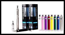 Hangsen big vapor smoke e pen cig - C6R new atomizer 2014&USB ego battery with OEM Service, high quality