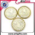 metal de alta calidad chino de la moneda de plata