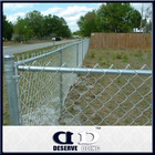 Angle post chain link fence,High quality chain link fence