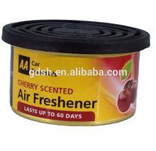 long lasting fragrance soild air freshener green wood air freshener gel