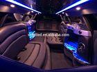 end light fiber optic lighting cable, side light optic fiber light ,varies led light source fiber optics in the car