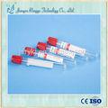 ce y la iso aprobado todos los tipos de vacío de la muestra de sangre del tubo de ensayo de contenedores