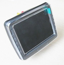 """3.5 inch tft stand-alone monitor,car lcd monitor with hdmi input, 3.5"""" backup car monitor"""