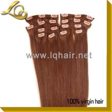 Hair manufacturer Longqi Hair clip in hair extensions for black women