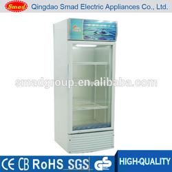 288L commercial display cake/food/fruit/drink refrigerator showcase