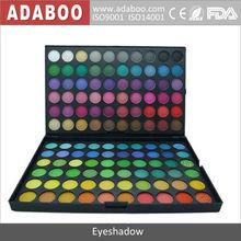 Functional 120 color eyeshadow palette makeup kit