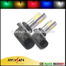 High performance H8 led auto bulb,led headlight,halogen bulb replacement fog lamp 6000K