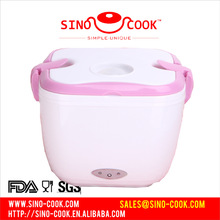 Hot Selling Stainless Steel Car Electric Lunch Box