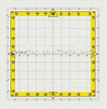 kearing KPP-6,Square Protractor, Flexible Aviation Square Set,combination square set protractorsize110*110*1mm