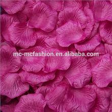 wedding supplies rose petals in a bag