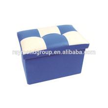 folding pouf