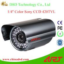 ART low price of home security system,p2p h 264 D1 dvr,800TVL IR Dome