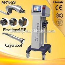 customize me tough le fractional rf machine