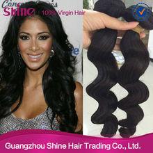 Top grade 6a loose wave cheap brazilian human hair weave for sale
