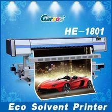 GARROS HE series 1801.Aluminum body. 24h*7Days Big Bang To Market printer