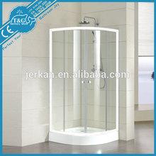 Factory price blue film shower cabin shower room foot massage