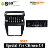 3G Car DVD Player Special For Citroen C4 with GPS Bluetooth TV Radio DVD SD USB