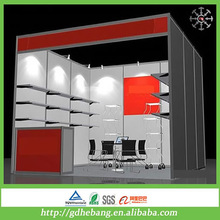 Firm in Structure Easy be Reused Pop Up Tradeshow Display