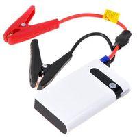 12V Multifunction Battery Charger Mini Power Bank Booster Light Car Jump Starter